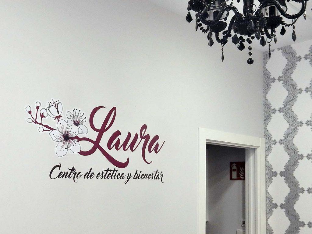 Vinilo Laura Estética 06