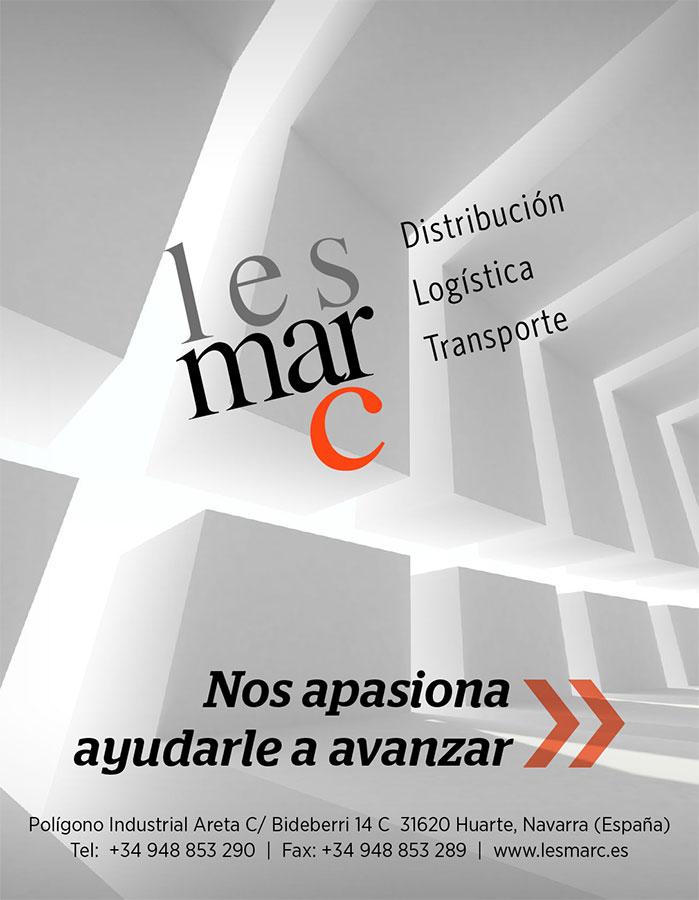 Anuncio Lesmarc