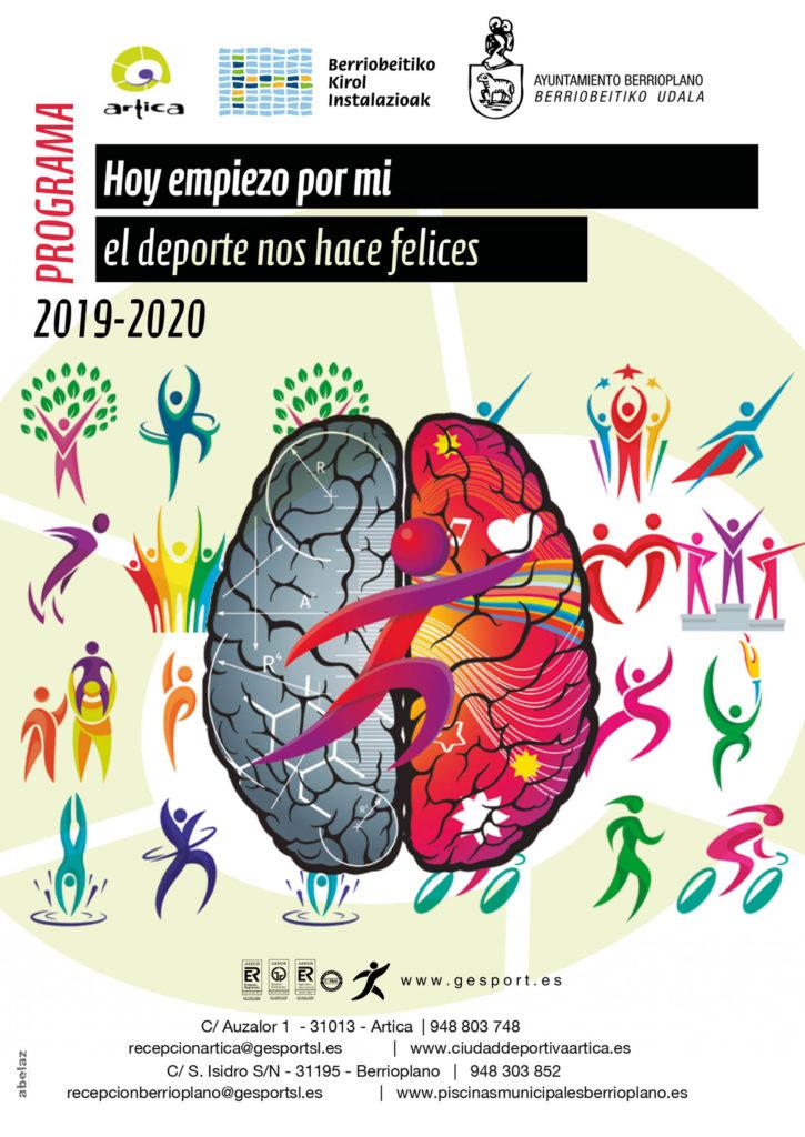 Diseño folleto 28 págs