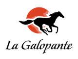 Logotipo La Galopante